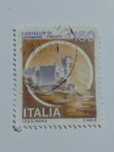 Italy Stamp - 150