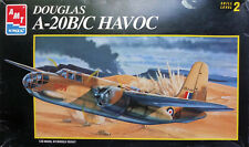 "AMT 1:48 Douglas A-20B/C ""Havoc"", Allied WWII Bomber. Kit. Nr. 8644"