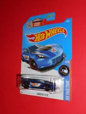HOT WHEELS CORVETTE C7.R  1/250 HW RACE TEAM