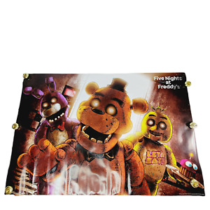 """Five Nights At Freddys Huge 22""""x34"""" Wall Poster Trends International 14676"""