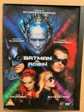 Film in DVD e Blu-ray edizione widescreen Batman & Robin
