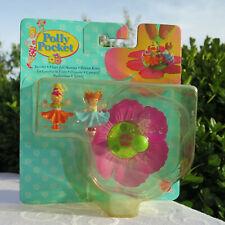 Mini Polly Pocket Twirler NEW unopend Feen Blumen Kreisel NEU OVP