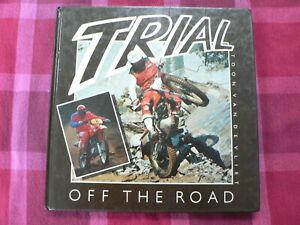 TRIAL OFF THE ROAD BOOK TOON VAN VLIET MOUSSAULT WEESP 1984 HONDA SEPPENWOOLDE