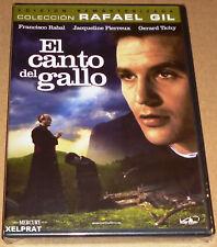 EL CANTO DEL GALLO - Rafael Gil & Francisco Rabal DVD R2 Precintada