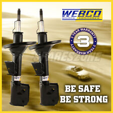 Rear Webco Ultra ST strut Shock Absorbers for SUBARU FORESTER SG ALL 02-08