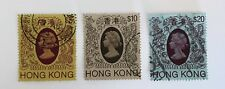 Hong Kong Sg 427/428/429 F/U Cat £20,50