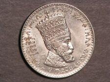 ETHIOPIA 1931(EE1923) 50 Matonas AU-UNC