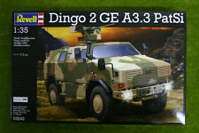 DINGO 2 GE A3.3 PatSi 1/35 scale Revell kit 3242