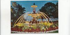 BF29387 geneve la fontaine du jadin switzerland   front/back image