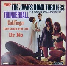 The James Bond Thrillers 33 Tours The Roland Shaw Orchestra