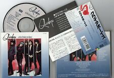 QUIREBOYS - A Bit of What You Fancy - 1990 Japan obi + b/t