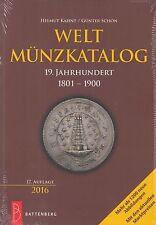 Battenberg Weltmünzkatalog 19. Jahrhundert 1801 - 1900  (17. Auflage 2016)