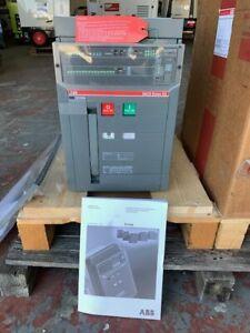 NEW ABB SACE EMAX E2 2000 amp circuit breaker (choice of 2)