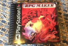 RPG Maker PlayStation 1