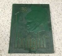 South Hills Catholic High School 1964 Knight Vol. 5 Yearbook Pittsburgh PA
