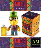 Kidrobot - The Simpsons - Moe `S Tavern Mini Serie - Sam Figura Nuovo IN