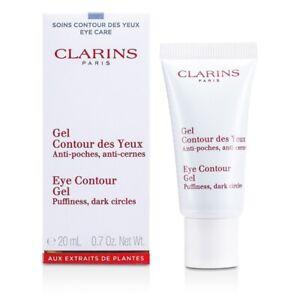 NEW Clarins Eye Contour Gel 20ml Womens Skin Care