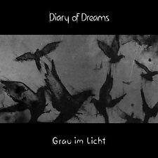 Diary of Dreams grigio nella luce CD DIGIPACK 2015