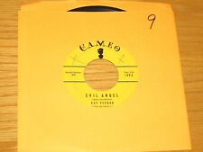 """ROCK & ROLL 45 RPM - RAY VERNON - CAMEO 109 -""""EVIL ANGEL / REMEMBER YOU'RE MINE"""""""