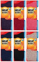 Heat Holders - Womens Thick Winter Warm Heavy Wool 2.7 TOG Hiking Thermal Socks