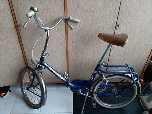 Bicicletta pieghevole Graziella Bianchi