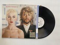 Eurthymics Revenge Vinyl Album Record LPVG+