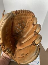 "Rawlings RSG1 Super Size Glove 12.5"" Leather Baseball Vintage"