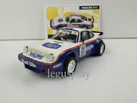 "Slot SCX Scalextric Altaya ""Rally Míticos"" Porsche 911 RS #28 Lombard Rally"