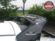 FORD FOCUS MK2 RS Heckspoiler Spoiler Ansatz Erweiterung Dachspoiler CARBON LOOK