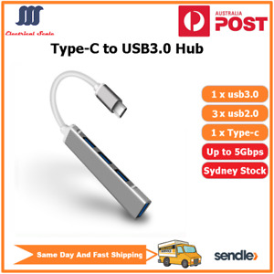 Type-C USB-C to USB3.1 Hub For MacBook Air/Pro