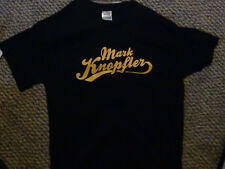 Mark Knopfler North American Tour 2012 T Shirt, Size M