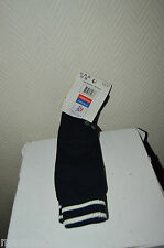BAS CHAUSSETTE FOOT LNF LIGUE DIVISION 1  TAILLE 31/32/33/34 NEUF SOCKS FOOTBALL
