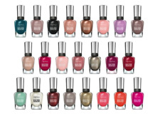 SALLY HANSEN COMPLETE SALON MANICURE NAIL POLISH (3 FOR 2) CHOOSE YOUR COLOURS