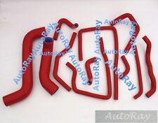 Silicone Radiator Hose Kit for Subaru Impreza WRX/STi GDA/GDB EJ207 02-07 05 06