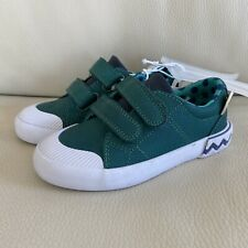 CAT & JACK GREEN JESSEN BOY'S TODDLER SNEAKERS SIZE 7