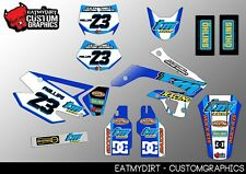 TM 125 250 300 450 08-14 SEMI CUSTOM KIT GRAPHICS STICKERS MOTOCROSS DECALS MX