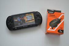 Sony PSP-E1000 Street Charcoal Black Console