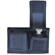 Double SpeedLoader Nylon Belt Pouch Universal Fits 22 Mag 38 357 41 44 Caliber