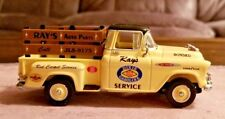 "Matchbox Collectibles 1957 Chevy 3100 Pickup 1:43 Diecast ""Ray's Auto Parts"""