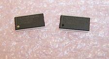 QTY (20) 74LVT16244BDGG  PHILIPS TSSOP-48 16 bit BUFFER / DRIVER