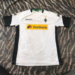 Modern Borussia Monchengladbach home football shirt 2017 2018 Kappa Large Man