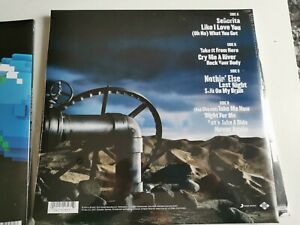 "JUSTINE TIMBERLAKE - JUSTIFIELD - LP 33 GIRI - 12"" SIGILLATO DISCO DOPPIO"