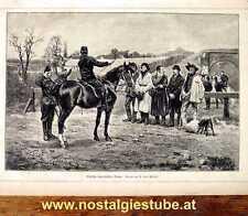 Original-Holzschnitte über Militär & Schlachten (1800-1899) aus Österreich
