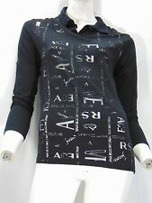 VERSACE Polo Maglia Maglietta T-Shirt Camiseta M Woman Donna M3