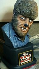 WOLFMAN BUST 1/3 SCALE BY CIPRIANO FULLY PAINTED