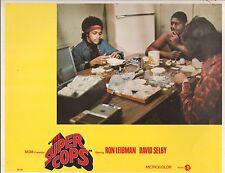 The Super Cops 1974 11x14 Lobby Card #3