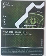 Nürburgring 2x Green Hell Card Touristenfahrten