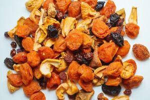 FRUIT PUNCH DRIED MIX FRESH&NATURAL FROM UZBEKISTAN - Сухофрукты для компота