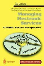 Managing Electronic Services: A Public Sector Perspective