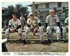 Внешний вид - The Horizontal Lieutenant Original Lobby Card Jim Hutton in baseball dugout 1962